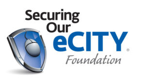 Securing our eCity Logo